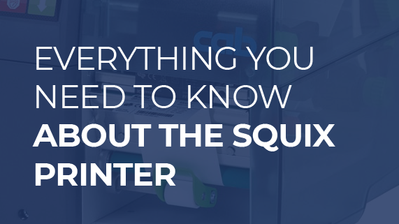 Everything You Need to Know about the Squix Label Printer