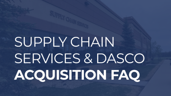 Supply Chain Services & Dasco: Acquisition FAQ